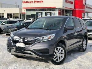 2015 Honda CR-V SE AWD - HEATED SEATS -