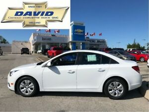 2014 Chevrolet Cruze 1LT/ LOADED/ REMOTE START/ USB, BT, XM !!