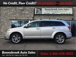 2012 Dodge Journey R/T bluetooth sunroof leather heated seats
