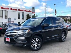 2017 Honda Pilot EX-L Navi - Leather - Navigation - Sunroof