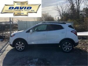 2017 Buick Encore PREMIUM AWD/ LEATHER/ R. STRT/ SUNROOF/ SFTY P
