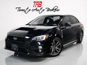 2017 Subaru WRX | SPORT-TECH | NAVI | 6 SPEED | CARBON FIBER