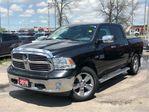 2016 Ram 1500 SLT**BIG HORN**8.4 TOUCHSCREEN**BACK UP CAM**