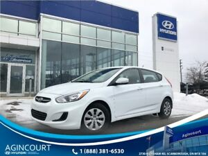 2017 Hyundai Accent GL|5DR|HEATED SEATS|BLUETOOTH|