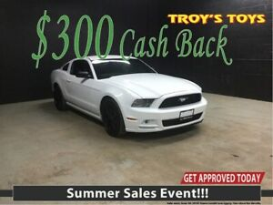 2014 Ford Mustang Ready for the Summer!$300 Cash Back On NOW!