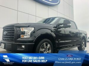 2017 Ford F-150 XLT 302A Sport 3.5L Ecoboost with Tow Package