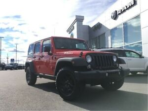 2017 Jeep WRANGLER UNLIMITED -