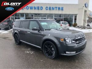 2018 Ford Flex SEL | AWD | CPO | Daily Rental | 2.9% 24 Months!