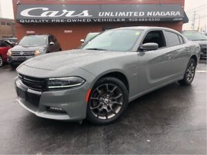 2018 Dodge Charger GT   AWD   CAMERA   HEATED SEATS   REMOTE STA