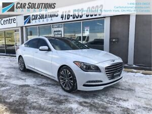 2016 Hyundai Genesis NAVI-PANO RF-LEATHER