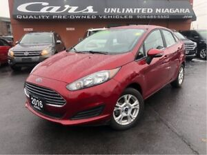2016 Ford Fiesta SE | 1 OWNER | NO ACCIDENTS | ONLY 6,596 KM ...