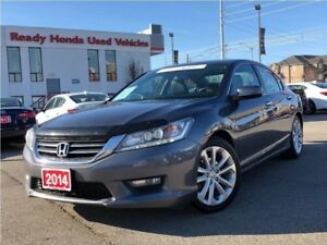 2014 Honda Accord Sedan Touring | Navigation | Leather |