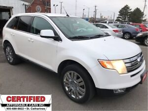 2010 Ford Edge Limited ** HTD LEATH, DUAL CLIMATE, CRUISE **