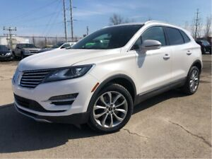 2015 Lincoln MKC Select| AWD| New Tires |Navigation | Panoroof