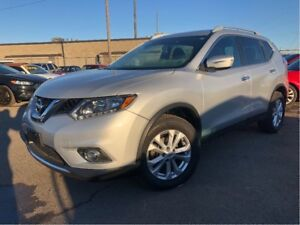 2016 Nissan Rogue SV AWD Sunroof Back Up Camera