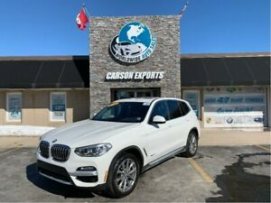 2018 BMW X3 SHARP W/XDRIVE! FINANCING AVAILABLE!