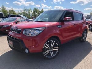 2014 Kia Soul SX Luxury NAV LEATHER PANORAMIC ROOF BIG MAGS