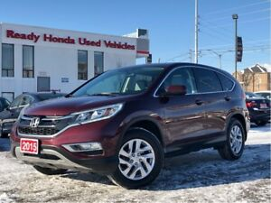 2015 Honda CR-V EX-L | Leather | Sunroof | Rear Camera
