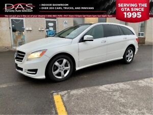 2011 Mercedes-Benz R-Class 350 BlueTEC NAVIGATION/PANORAMIC ROOF