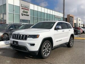 2018 Jeep Grand Cherokee Limited Luxury Grp. LAST PRICE DROP BEF