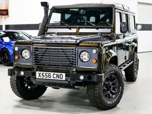 2000 Land Rover Defender 110 FULLY RESTORED    BLISTEN SUSPENSIO