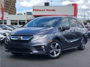 2018 Honda Odyssey EX-very well maintained-super clean