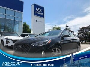 2019 Hyundai Sonata SPORT|LEATHER|SUNROOF|BCAM|BLINDSPT|DWHEEL