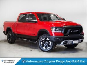 2019 Ram 1500 REBEL * PANO ROOF * NAV * TONNEAU * DEMO UNIT