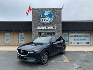 2018 Mazda CX-5 LOOK GT W/LEATHER! FINANCING AVAILABLE!