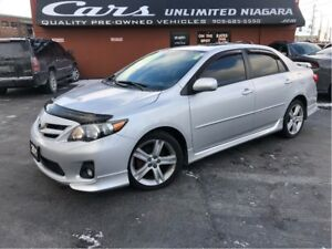 2011 Toyota Corolla XRS | NO ACCIDENTS | ROOF | HEATED SEATS ...
