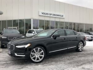 2018 Volvo S90 T6 AWD Inscription FINANCE AVAILABLE FROM 0.9% O.