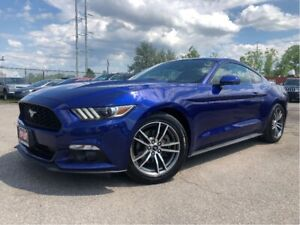 2016 Ford Mustang Leather | Auto | HTD + Cooled Seats