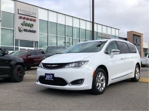 2017 Chrysler Pacifica Limited and Loaded!