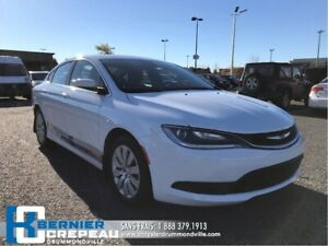 2016 Chrysler 200 LX **A/C, CRUISE, PRISE USB/AUX + WOW**