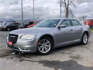 2017 Chrysler 300 TOURING**LEATHER**SUNROOF**NAV**BACK UP CAM**