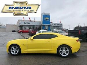2017 Chevrolet Camaro 1LT COUPE/ REMOTE START/ REAR CAM/ 18in  W