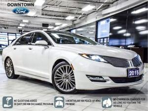 2015 Lincoln MKZ Hybrid, Self Park, Pano Roof, Tech Pack, THX