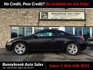 2011 Nissan Altima 2.5 S leather bluetooth p/sunroof backup came