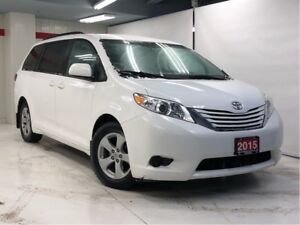 2015 Toyota Sienna LE 8 Passenger|ACCIDENT FREE