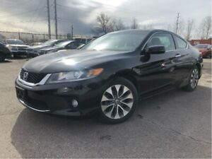 2013 Honda Accord Coupe EX| Sunroof| Auto | New Tires| Htd Seats