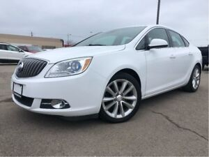 2015 Buick Verano Leather Group| Navigation| Sunroof| Bose | Rem