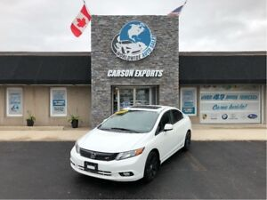 2012 Honda Civic LOOK CLEAN Si! FINANCING AVAILABLE!