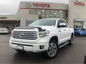 2016 Toyota Tundra Platinum|Nav|Cooled Seats|TCUV|Off Lease