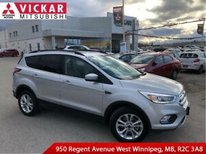 2018 Ford Escape SEL AWD/Pano Sunroof/Leather/Navigation
