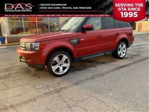 2013 Land Rover Range Rover Sport HSE LUXURY NAVIGATION/REAR CAM