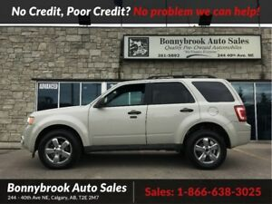 2009 Ford Escape XLT leather p/sunroof bluetooth