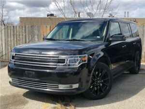 2019 Ford Flex Limited - AWD-Navigation-Super clean