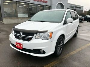 2017 Dodge Grand Caravan Premium Plus w/DVD, Bluetooth, Power Se