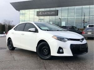 2016 Toyota Corolla S PACKAGE/ROOF/NAV/GREAT VALUE!