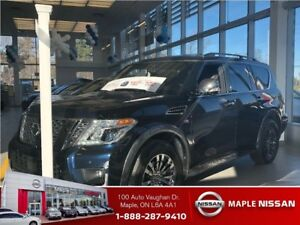 2018 Nissan Armada |Platinum Reserve|Made in Japan|+++|